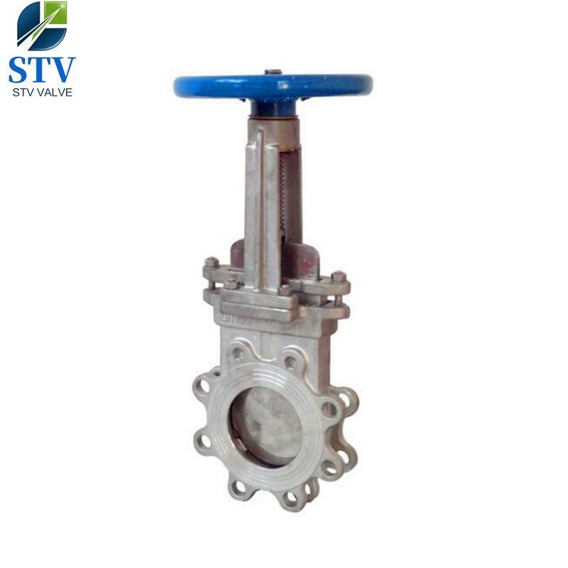 Knife Gate Valve Lug Type 150 Lb Ss304 Body And Trim